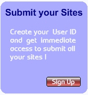 Sign Up and Sumbit Your Sites!