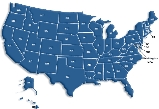 Search USA Map
